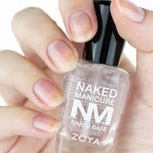 Best Base Coat for Discolored Nails: Zoya Naked Manicure Base Coat