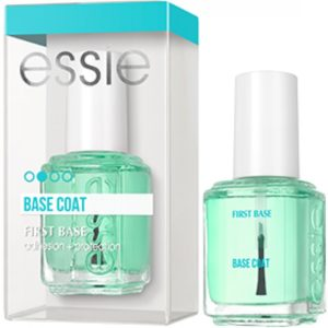Best Overall Base Coat: First Base by Essie