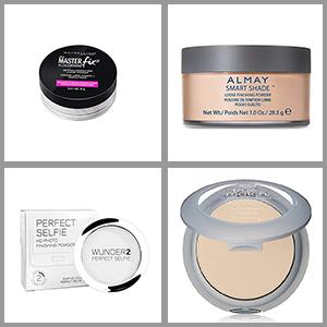 Best drugstore setting powder for dry skin