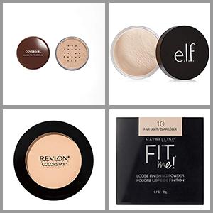 Best drugstore setting powder for oily skin