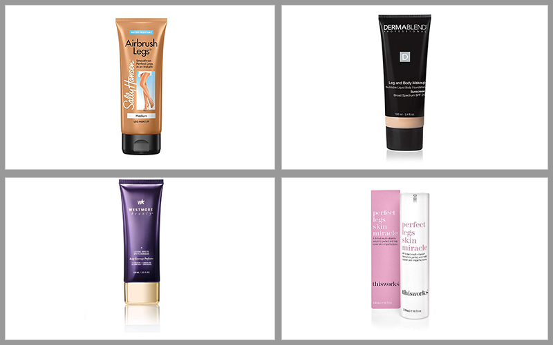 Best Bronze Leg Makeup Reviews